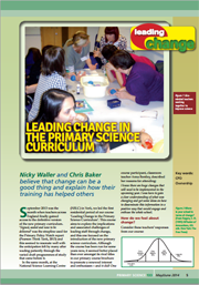 Leading change in primary education